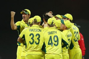 भारतलाई ९५ रनले हराउँदै अष्ट्रेलिया विश्वकप क्रिकेटको फाइनलमा