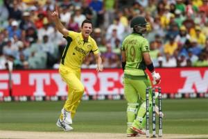 पाकिस्तानलाई पराजित गर्दै अष्ट्रेलिया सेमिफाइनलमा प्रबेश