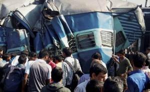 रेल दुर्घटनामा कम्तीमा २२ को मृत्यु