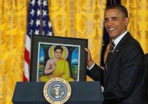 बुद्धको जन्मबारे भारतीय कुप्रचारविरुद्ध अमेरिका !