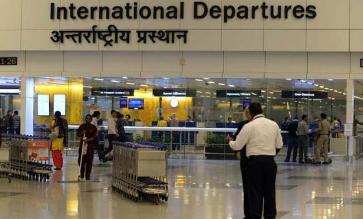 Nepalese man who posed as a Japanese tourist arrested at IGI Airport in Delhi