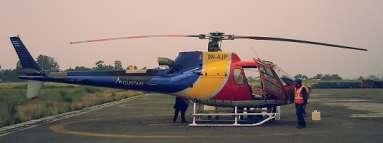 सिन्धुपाल्चोकमा विमान दुर्घटना, ४ जनाको मृत्यु