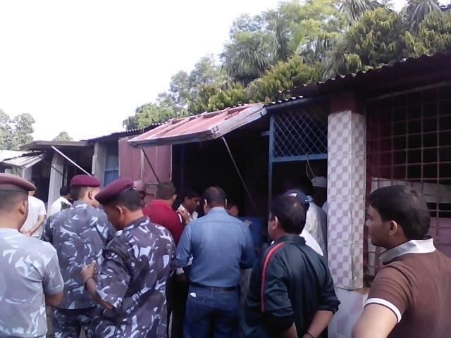 राजधानीमा सडेको र किरा परेको मासु बेचेको खुलासा, २ सय केजी नष्ट