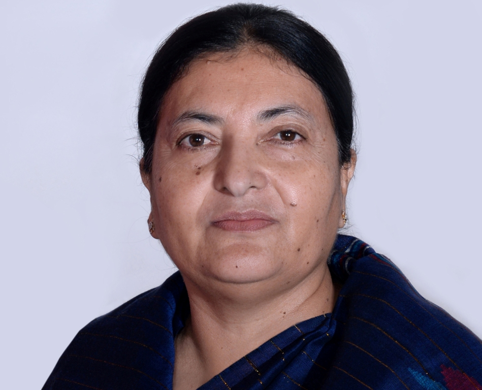 President Bhandari urges NC to end political deadlock
