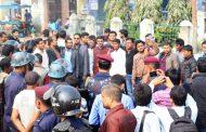 सीमामा खटिएका नेपाल प्रहरी र सशस्त्र प्रहरीबीच कुटाकुट