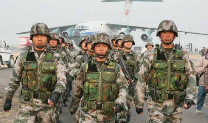 चीन-भारत सीमामा तनाव, भारतीय सेनाका बंकर चीनद्वारा ध्वस्त (भिडियोसहित)