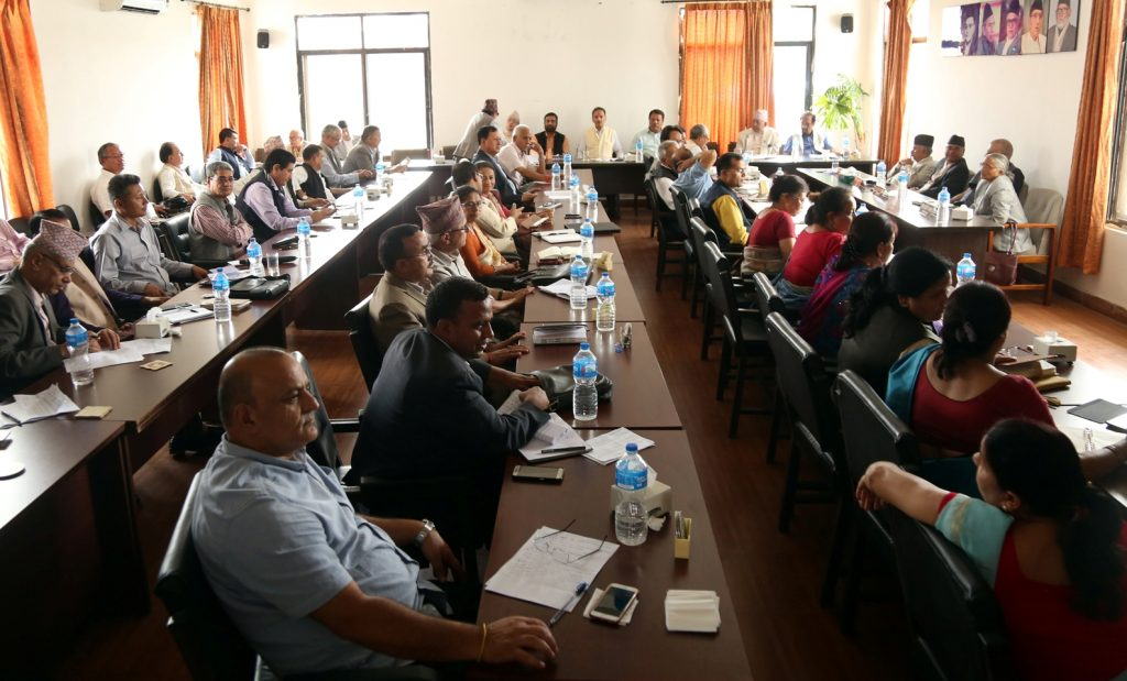 कांग्रेस केन्द्रीय समितिले गर्यो सररकारसँग यस्तो माग, जिल्ला पार्टी निकायलाई तयारीका लागि निर्देशन