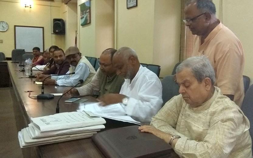 राजपाभित्र तीव्र असन्तुष्टि, समाधानका लागि बोलाइयो पदाधिकारी र केन्द्रीय समिति बैठक