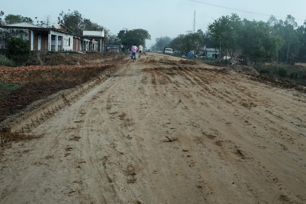 नेपालको सडक निर्माणमा भारतको अवरोध