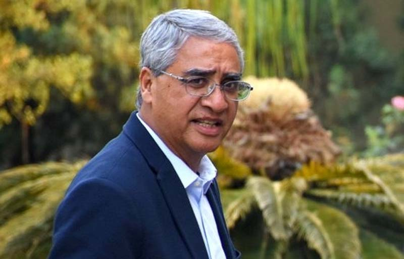 Left alliance against democracy: PM Deuba