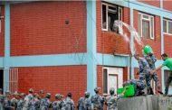 मध्यरातमा सशस्त्र मुख्यालयमा कसरी भयो आगलागी ? भ्रष्ट्राचारसम्बन्धि कागज नष्ट