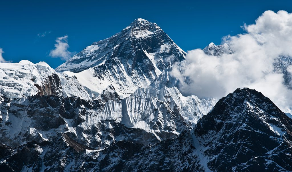Survey Department readies for measuring Mt Everest height