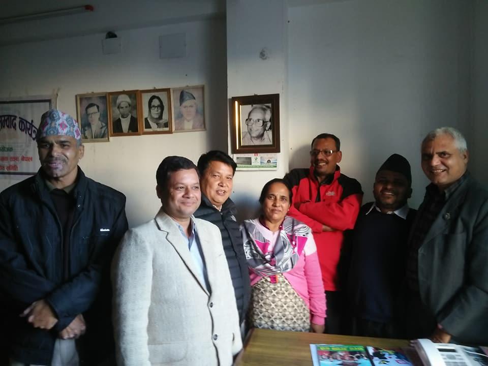 प्रगतिशिल लेखक संघका उपाध्यक्षसहित ३ साहित्यकार गिरफ्तार