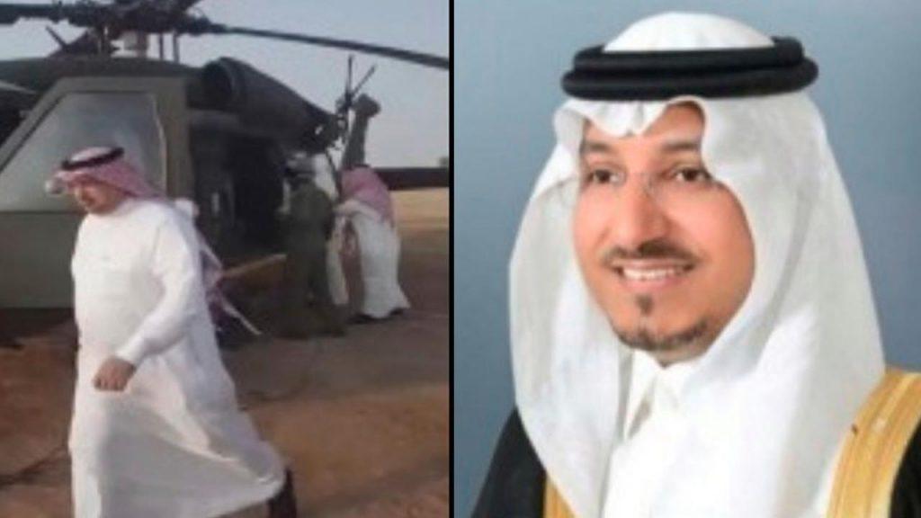 रहस्यमय हेलिकोप्टर दुर्घटनामा साउदी राजकुमारको मृत्यु